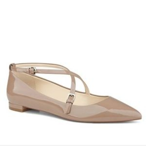 Nine West Women's Anastagia Pointed Toe flats